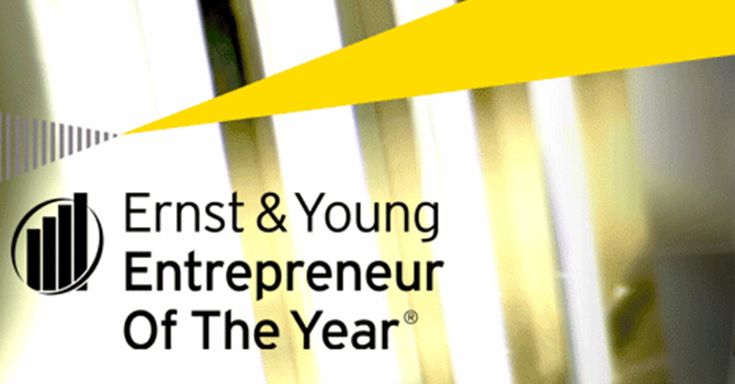 Pete Announced As Ernst & Young Entrepreneur Of The Year Finalist