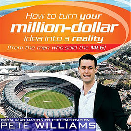 Pete's Audiobook Hit iTunes