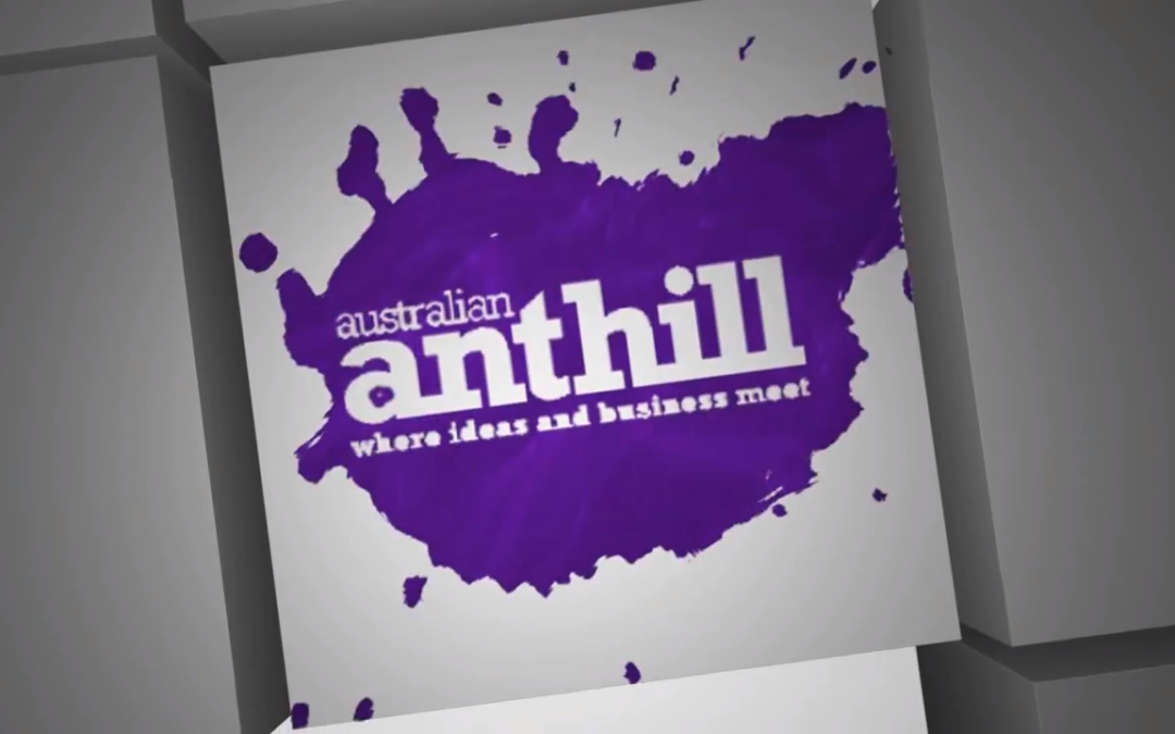 Anthill Magazine: Conquer the Web!