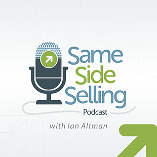 Pete Talks Doubling Your Business by Improving These 7 Areas on Same Side Selling Podcast