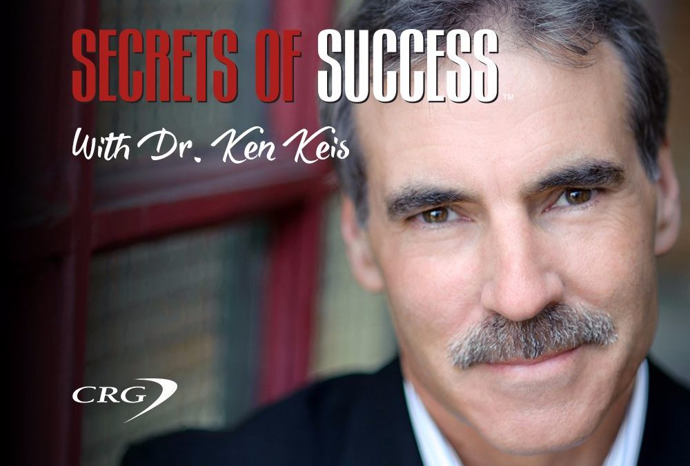 Pete Shares His Success Secrets on the Secrets of Success Podcast